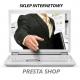 Wykonanie sklepu internetowego PrestaShop