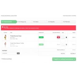 Blokada kodów rabatowych dla produktów w promocji